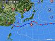 2020年06月01日の実況天気図