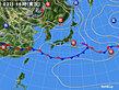 2020年06月02日の実況天気図