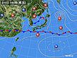 2020年06月04日の実況天気図