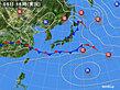 2020年06月05日の実況天気図