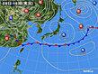 2020年06月08日の実況天気図