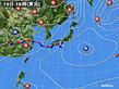 2020年06月10日の実況天気図