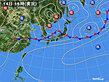 2020年06月14日の実況天気図