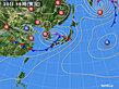 2020年06月30日の実況天気図