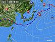 2020年07月02日の実況天気図