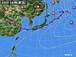 2020年07月05日の実況天気図