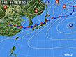 2020年07月06日の実況天気図