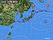2020年07月08日の実況天気図