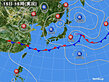 2020年09月15日の実況天気図