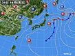 2020年09月30日の実況天気図