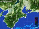 雨雲レーダー(2015年06月02日)