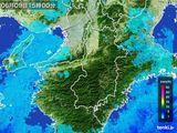 雨雲レーダー(2015年06月09日)