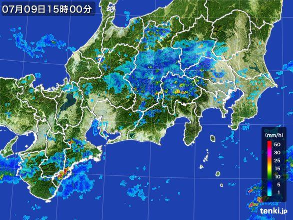 市 雨雲 山鹿 レーダー 天気 豊川 天気