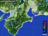 雨雲レーダー(2016年08月05日)