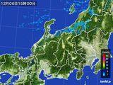 雨雲の動き(2016年12月06日)