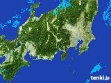 雨雲の動き(2017年01月02日)