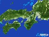 2017年01月02日の近畿地方の雨雲レーダー