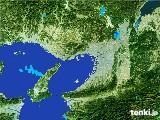 2017年01月03日の大阪府の雨雲レーダー