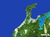 2017年01月04日の石川県の雨雲レーダー