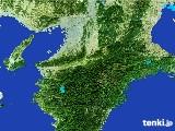 2017年01月05日の奈良県の雨雲レーダー