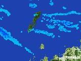 2017年01月05日の長崎県(壱岐・対馬)の雨雲レーダー
