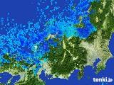 雨雲レーダー(2017年01月16日)