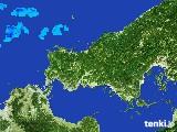 雨雲レーダー(2017年01月17日)