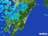 雨雲レーダー(2017年01月20日)