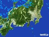 雨雲の動き(2017年01月25日)