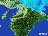 雨雲レーダー(2017年01月29日)
