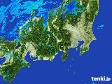雨雲レーダー(2017年01月30日)
