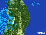 雨雲レーダー(2017年01月31日)