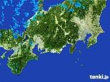 雨雲レーダー(2017年02月02日)