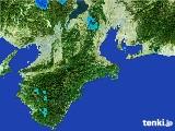 2017年02月02日の三重県の雨雲レーダー