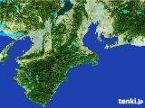 2017年02月03日の三重県の雨雲レーダー