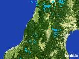 2017年02月03日の山形県の雨雲レーダー