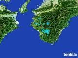 雨雲レーダー(2017年02月04日)