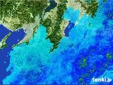 2017年02月05日の三重県の雨雲レーダー