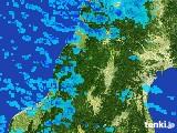 雨雲レーダー(2017年02月07日)