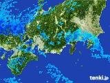 雨雲レーダー(2017年02月10日)