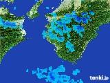 2017年02月10日の和歌山県の雨雲レーダー