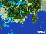 雨雲レーダー(2017年02月11日)