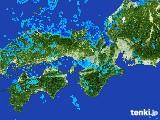 雨雲レーダー(2017年02月12日)