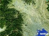 雨雲レーダー(2017年02月13日)