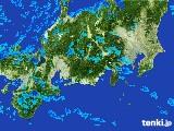 雨雲レーダー(2017年02月14日)