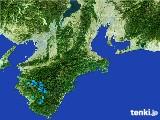 2017年02月16日の三重県の雨雲レーダー