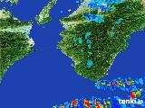 2017年02月17日の和歌山県の雨雲レーダー