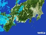 雨雲レーダー(2017年02月22日)