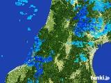 2017年02月23日の山形県の雨雲レーダー