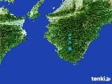 2017年02月26日の和歌山県の雨雲レーダー